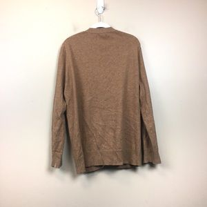 J. Crew Sweaters - J.Crew brown V-neck button down cardigan sweater